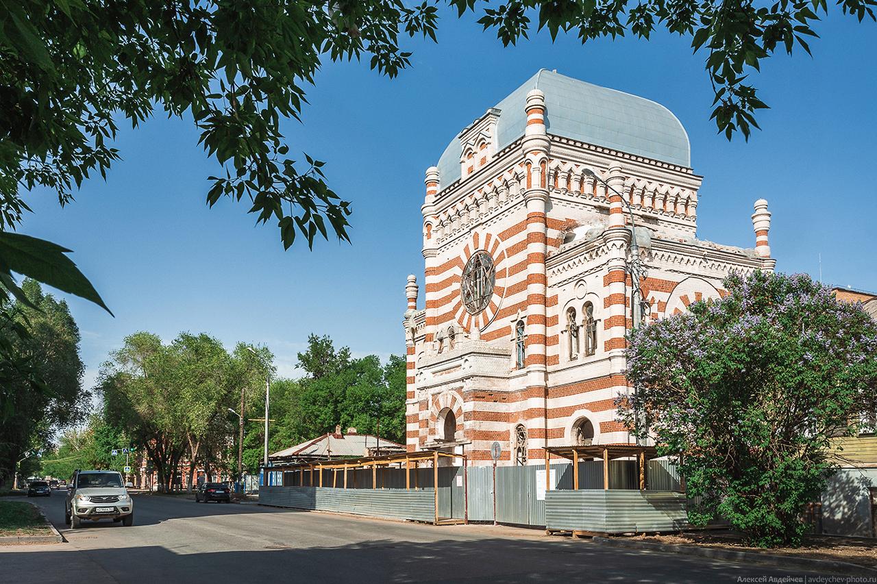 Хоральная синагога на Садовой, 49