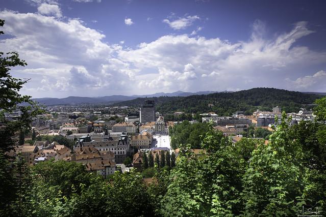 City view Ljubljana - Slovenija