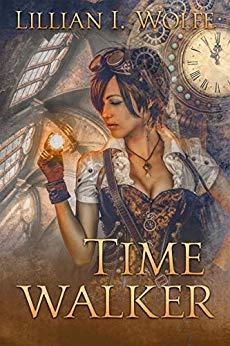 Image: Time Walker by Lillian I. Wolfe