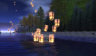 RFL weekend Luminary hour