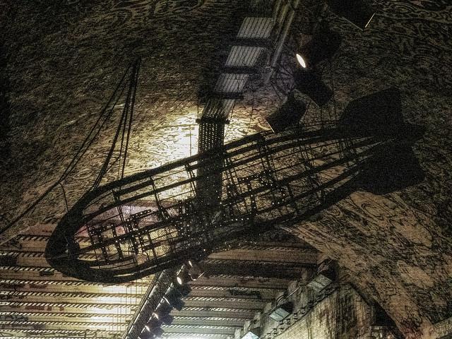 The Vaults Airship