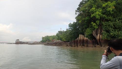 Thompson's Rock at Pulau Ubin