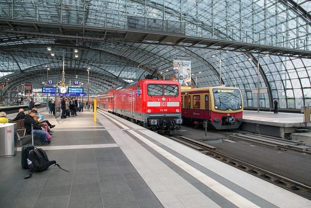 DB 112 150 Berlin Hbf