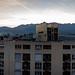 Sunrise in Grenoble