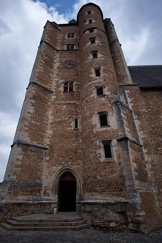 Eglise Saint-Girons, Moneim