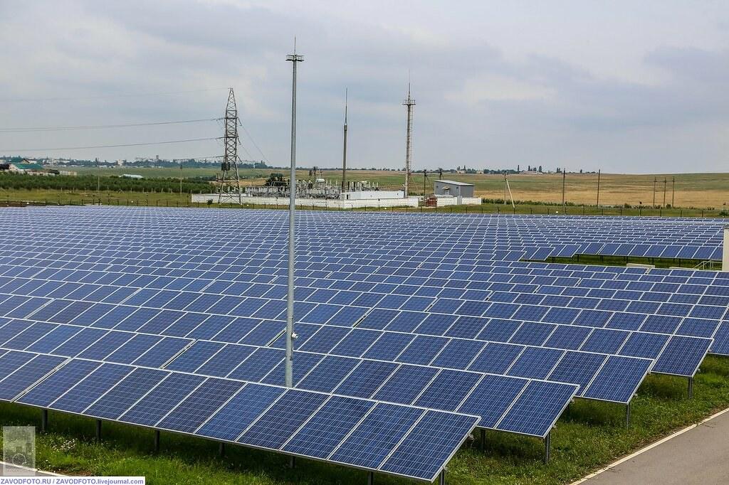 Скоро в Омске появится первая солнечная электростанция