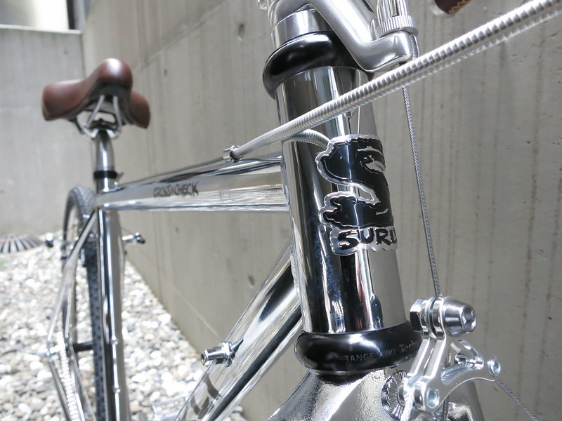 SURLY Cross Check CP SS Hed