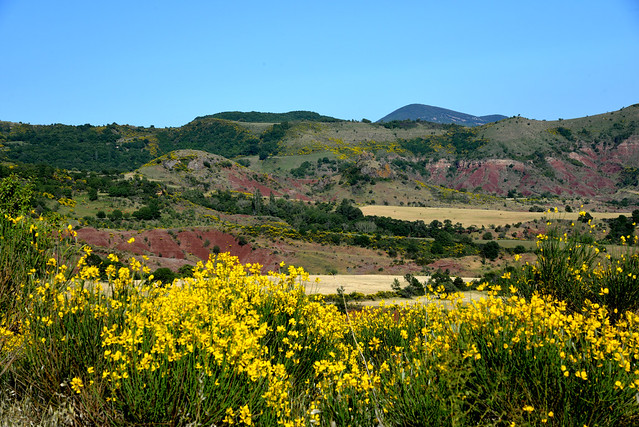 Vers Malavieille, Occitanie