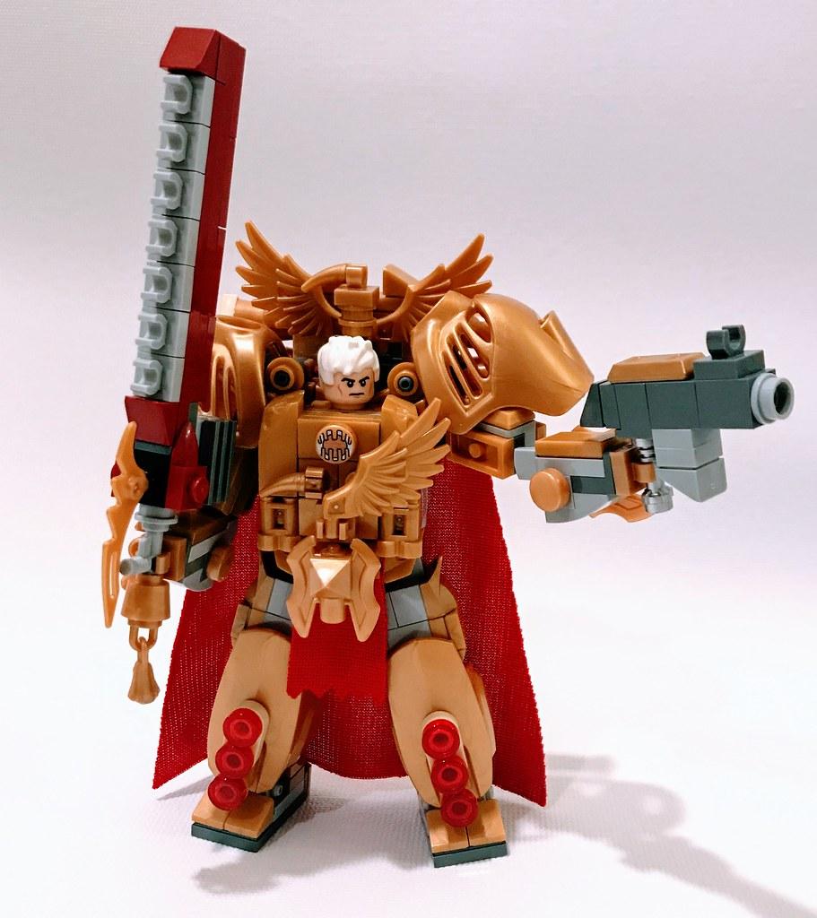Lego Rogal Dorn