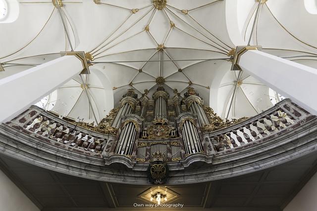 Trinitatis Church in Copenhagen