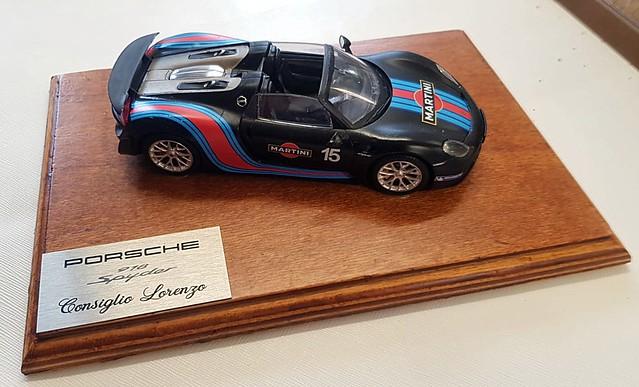 Porsche 918 S spider 0 Scala 1_24