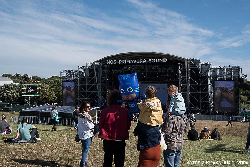 Ambiente 2 - NOS Primavera Sound 2019