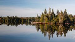 Lake Ritchie morning