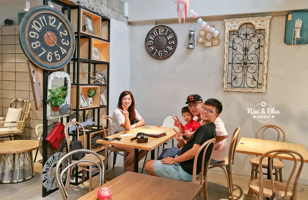 小倉庫 菜單 台中西區早午餐 老宅巷弄美食22