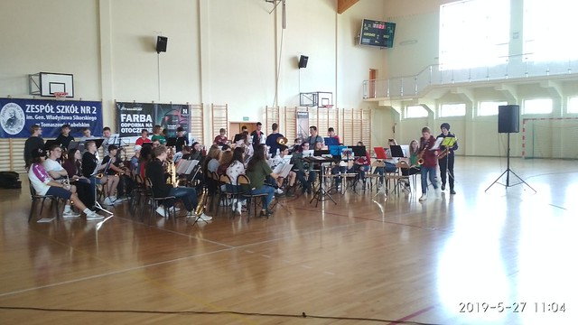 Wizyta uczniów ze szkoły muzycznej Musik- und Kunstschule Freudenstadt