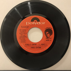 JAMES BROWN:MY THANG(RECORD SIDE-B)