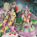 ISKCON Rajkot Deity Darshan 09 June 2019
