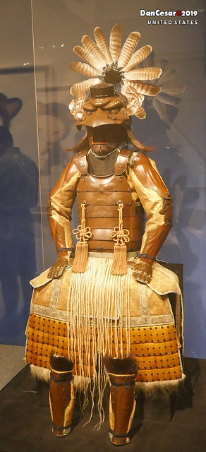 Suit of Armor Representing a Tengy, Edo period, 1854
