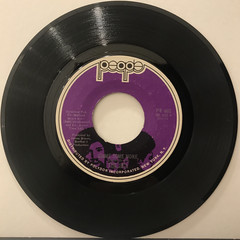 JAMES BROWN:GIMME SOME MORE(RECORD SIDE-A)