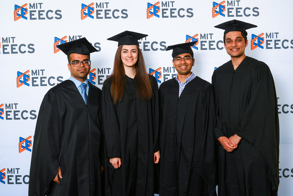 EECS Commencement 2019 Slideshow