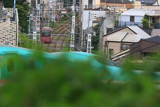 都電と新幹線