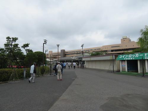 J-PLACE 船橋に向かう