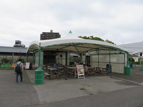 J-PLACE 船橋の際は田久保も閉まっている