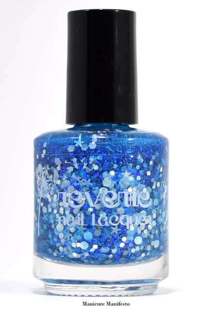 Reverie Nail Lacquer MP-166 Review