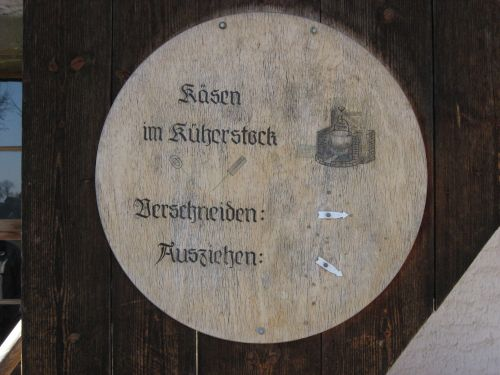 Selber Käsen 2008