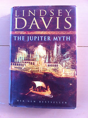 The Jupiter Myth - Lindsey Davis