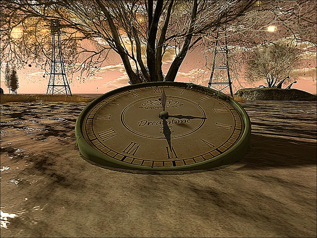 Digital Art - Tick Ticking Away