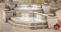 Trompe Loeil - Evia Fountain Pools for Collabor88 June