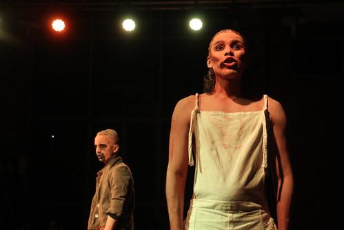 mostra 3° dia do 13° Festival de teatro do Amazonas