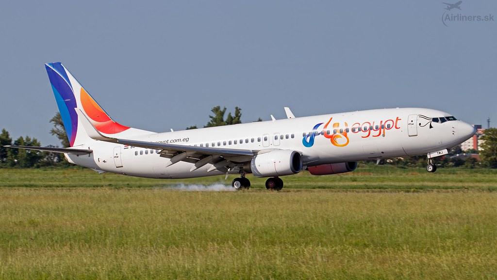 FlyEgypt Boeing 737-800