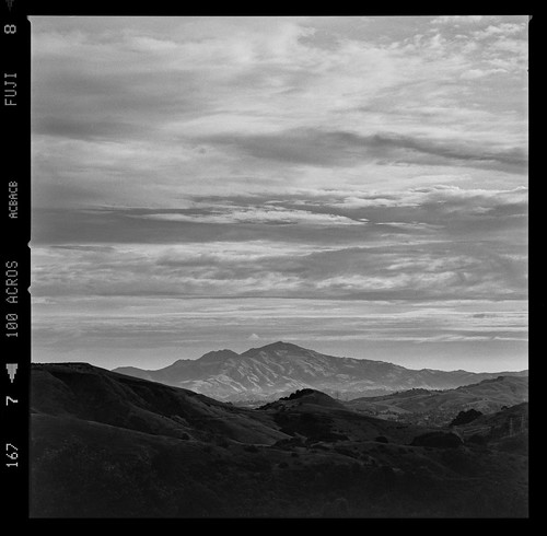 Mt. Diablo from Skyline | by Graham Gibson
