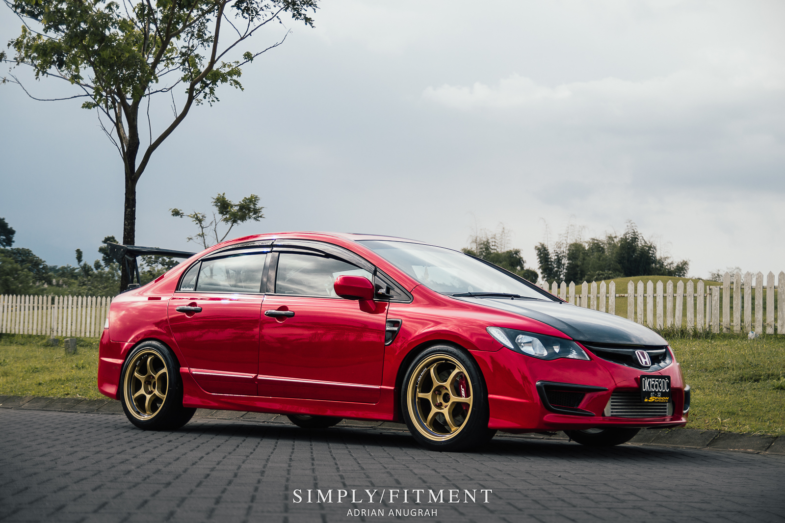 DEWA'S BOOSTED CIVIC FD
