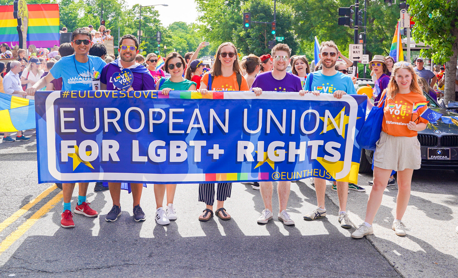 2019.06.08 Capital Pride Parade, Washington, DC USA 1590024