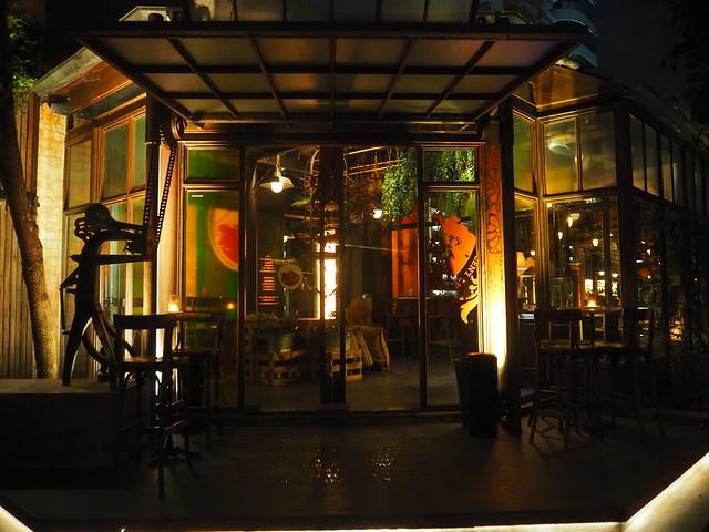 P5253271 カルマカメットダイナー(Karmakamet Diner) Bangkok バンコク アロマブランド ひめごと