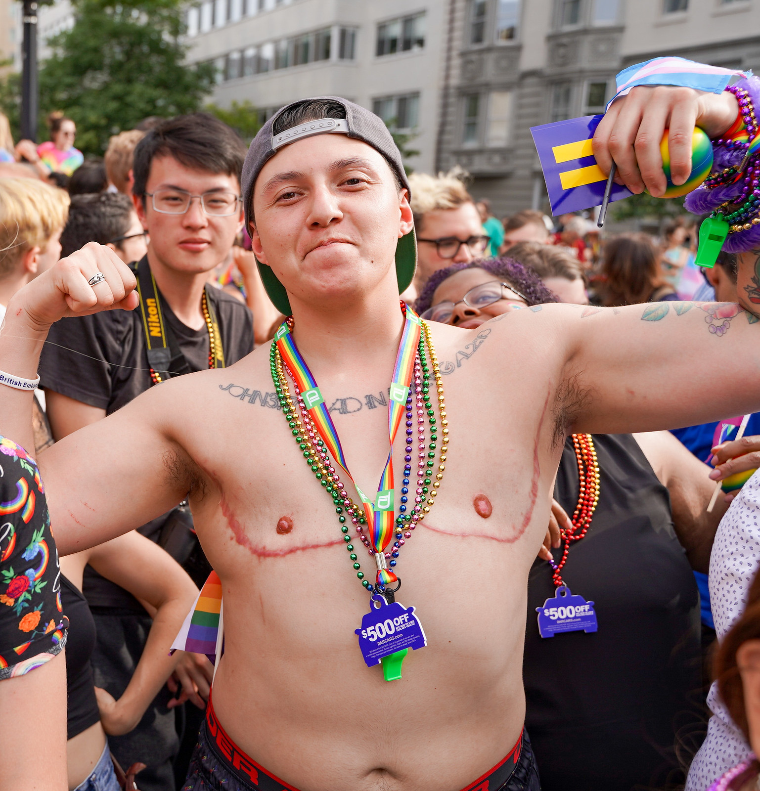 2019.06.08 Capital Pride Parade, Washington, DC USA 1590088