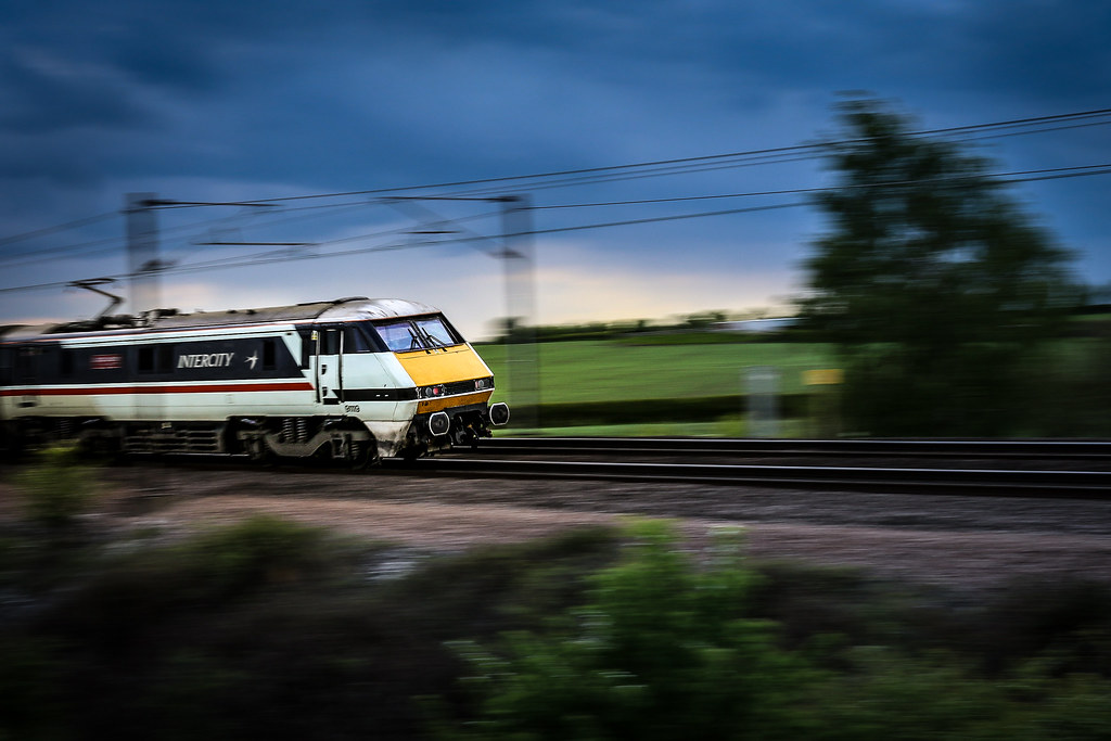 Intercity Speed Machine