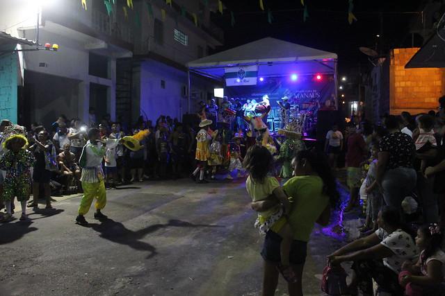 Fim de semana agitado com os festivais folclóricos nos bairros