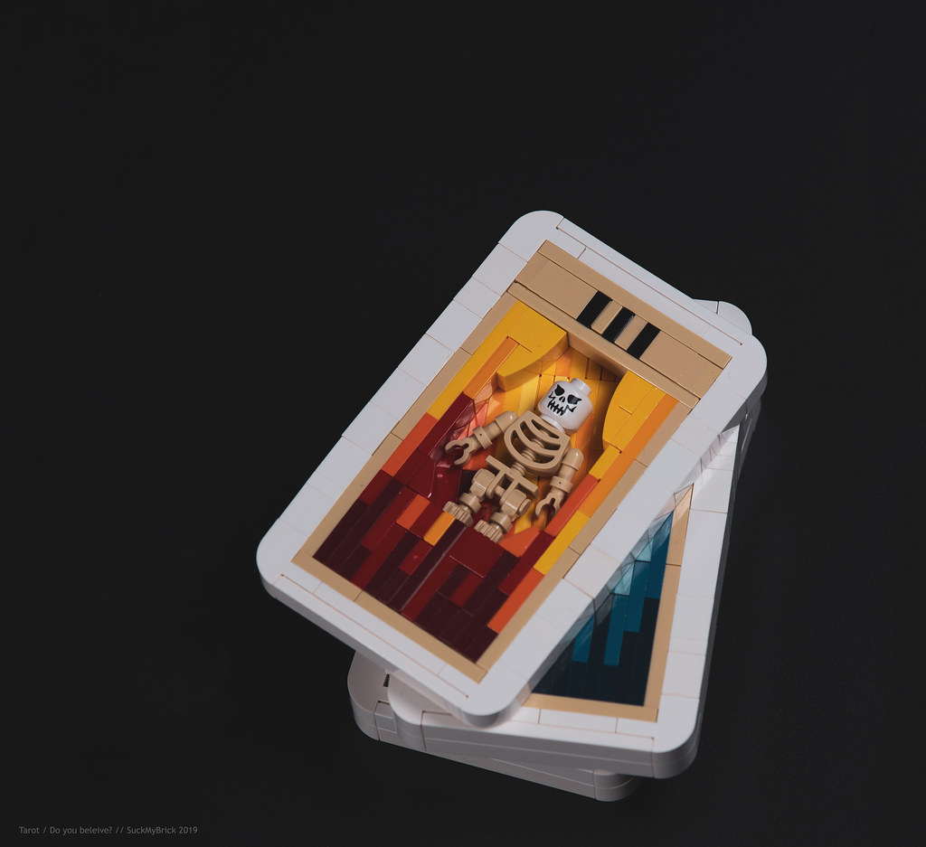Tarot (custom built Lego model)