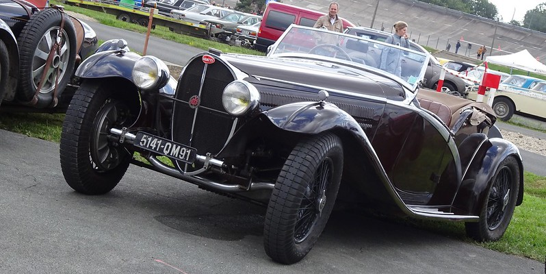 Bugatti 57 création Henri NOVO (France) - LER 2019 48031104736_f6df595d79_c
