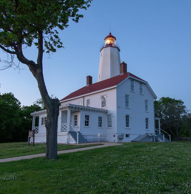 Sandy Hook Lighthouse 9