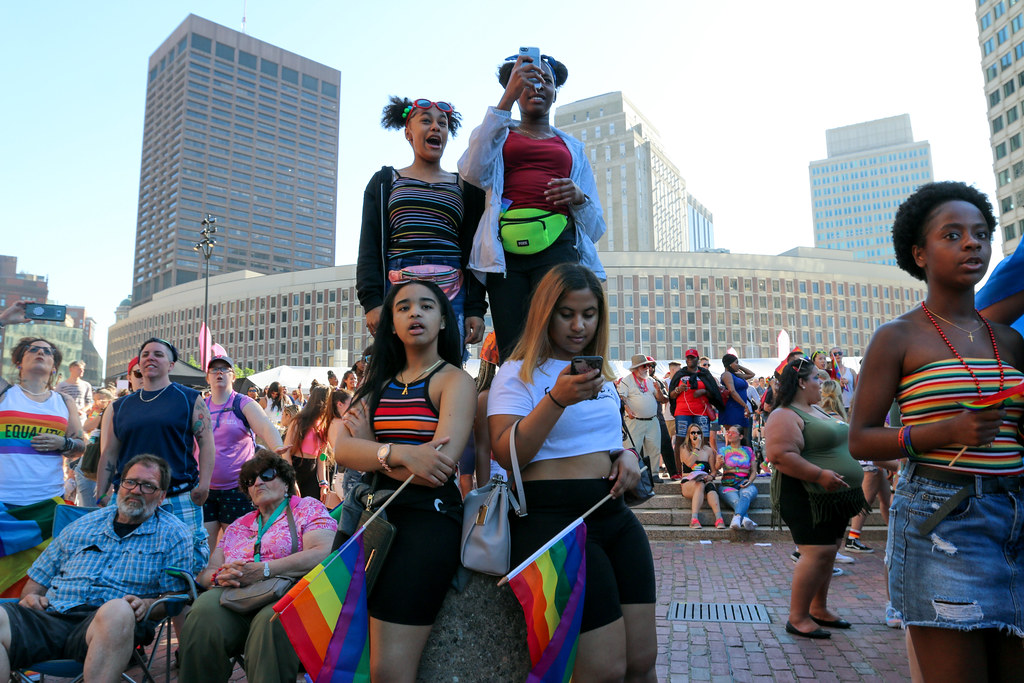 Boston Pride 2019