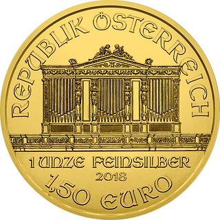 2018 Austria Gustav Klimt reverse