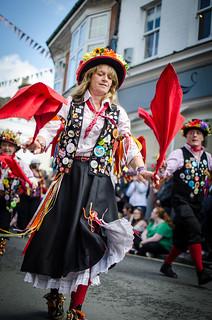 Wimborne Minster Folk Festival 2019