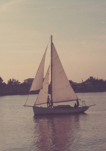 Indian under sail Big