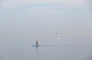 Travellers at sea