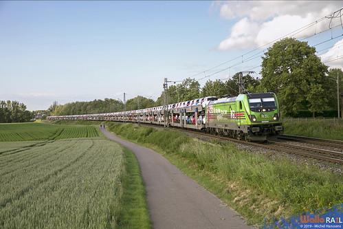 187 505 . HSL . 98624 .  Ubach-Palenberg . 08.06.19.